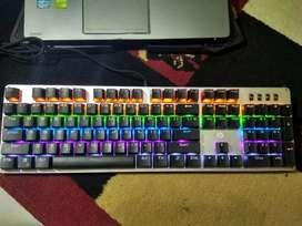 Keyboard - Mouse - HS Gaming
