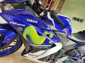 Jual cepat Yamaha R25 PP hidup panjang baru di urus