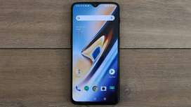 Oneplus 6T available 50-60 Days Old *Excellent Condition*  Everything
