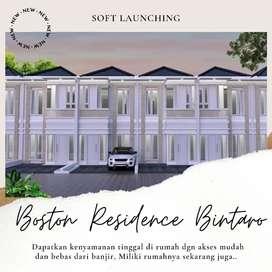 Bintaro , Hunian Murah Akses Mudah Boston Residence Bintaro