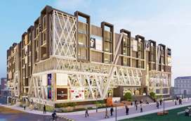 Best Investment Gulberg Rabi Center Shops on 3 Years Installments