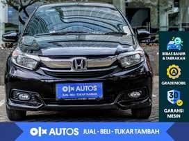[OLX Autos] Honda Mobilio 1.5 E Bensin A/T 2017 Hitam