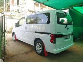 Nissan Evalia XV Option, 2014, Diesel