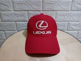 Topi Casual LEXUS Original Branded