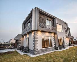 23 Marla brand new house for sale dha phase 6 WITH BASEMENT