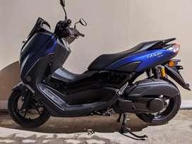 Yamaha All New NMax ABS Keyless Matte Blue Odo 350 KM Like New