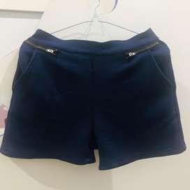 celana hot pants wanita