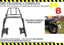 BACK CARRIER FOR YAMAHA 150