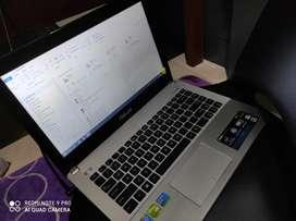 (Beli) Laptop Asus Acer Toshiba (intel Amd core) netbook notebook kom