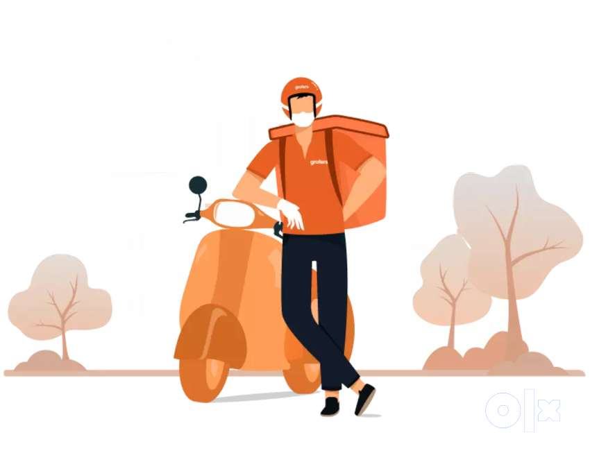 Urgently hiring for delivery boys