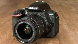 Kredit Kamera Nikon D5600 Kit Bunga Bisa 0% Proses 3 Menit