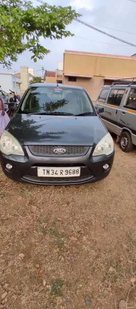 Ford Fiesta 2012 Diesel Well Maintained