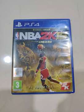 PS4 Game NBA 2016