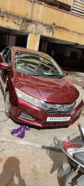 Honda City 2014 Diesel S MT 1lakh KM done, 2nd Owner. Fixed prrice