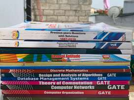 GATE CSE STUDY MATERIAL by VANI COACHING(PRICE NEGOTIABLE)