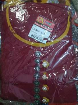 Unstitched new suits and sarees