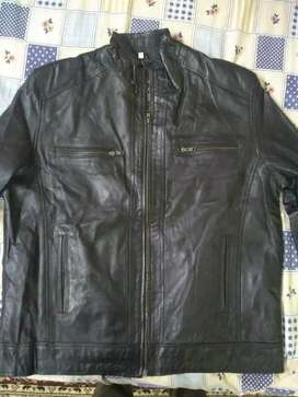 Original leather jacket for sale (L and XL)