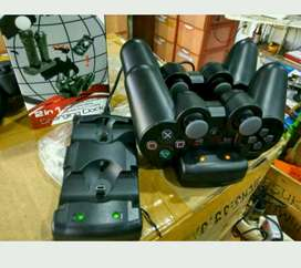 Charge charging casan Stik PS3 Double