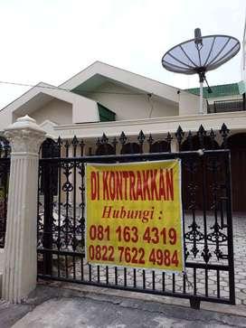 Disewakan Rumah di Komplek Taman Setia Budi Indah TASBI Blok F Medan