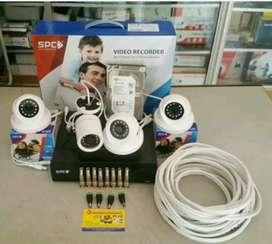 Agen penjualan paket komplit camera cctv daerah Depok dan sekitar