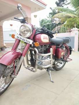 Royal enfield Classic -350 single owner