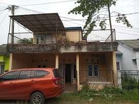 Jual rumah di taman gading permai palem raya km 28 Indralaya