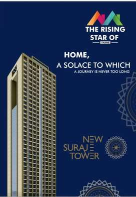 2 Bhk Yehur Hill Facing Available for Sale Pokhran 2