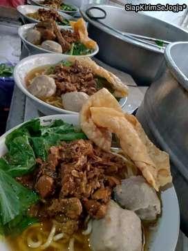 Mie Ayam Ceker Podomoro Ngalaberkah