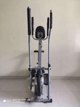 Gym Cycle cum cross trainer