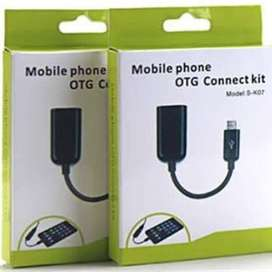 OTG V8 Micro usb Smart Kit on the go / Kabel / Cabel / Cable