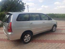 Toyota Innova 2.5 V 8 STR, 2006, Diesel