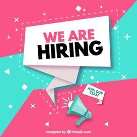 Immediate openings for *Need sales executive *