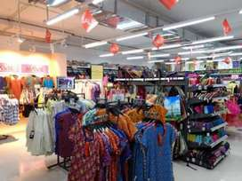 Today hiring in Vishal Mega mart vacancy