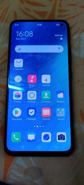 Vivo v17 8/128 good working condition