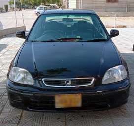 Honda civic Vti 1998 model
