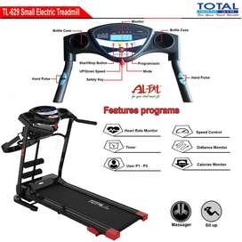 Bergaransi Treadmill Elektrik 3 fungsi TL-629 Terlaris