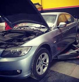 Bmw audi mercedes skoda volkswagen service and repair works