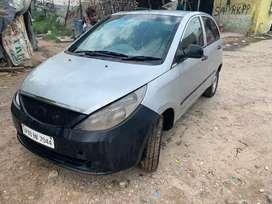 Car Tata indica vista