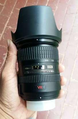 Lensa Nikon 18 200 VR