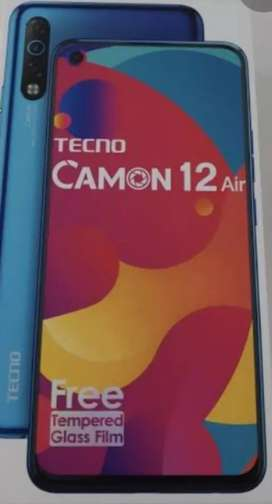 Tchno camon 12 air( 11 month warrenty)
