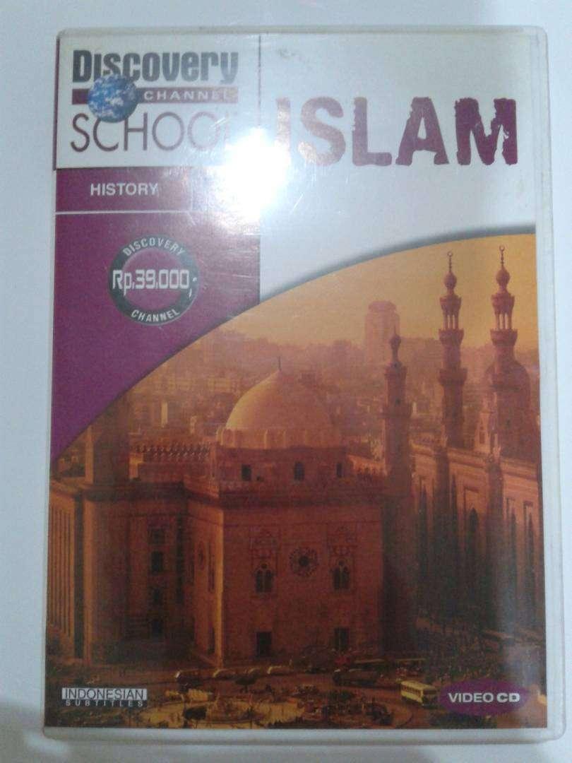 Kaset VCD Film Dokumenter Pendidikan Discovery Channel School Islam 0