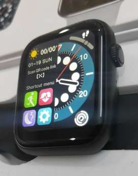 Smart Watch upload Custom face with Full Screen display Smartwatch