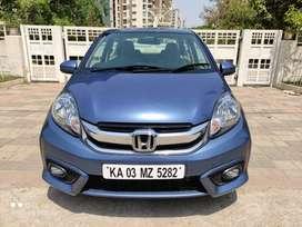 Honda Amaze 2013-2016 VX i-DTEC, 2017, Diesel