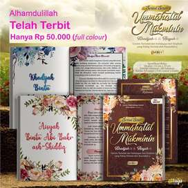Buku Sirah Ummahatul Mukminin