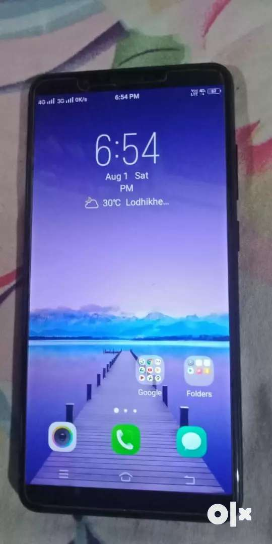 4gb, 64 storage  Android ve. 8.1.0 , good condition 0