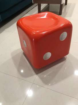 Dice stool for sale