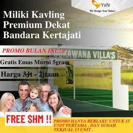 Kavling Daerah Majalengka Dkt Bandara Kertajati Hanya 2,25Jt/m2