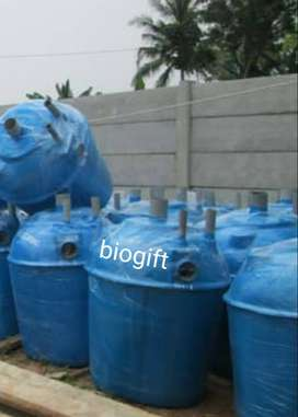 bio septit tang berteknologi BIOGIFT BFS Series ramah lingkungan