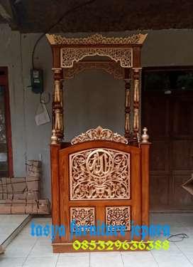 Mimbar masjid khutbah TFJ 0324