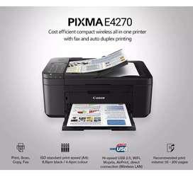 Canon E4270 All-in-one Printer